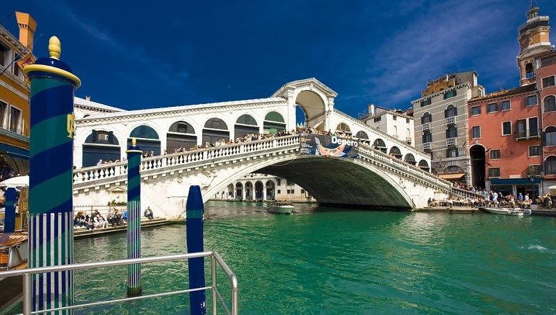 most rialto venecija
