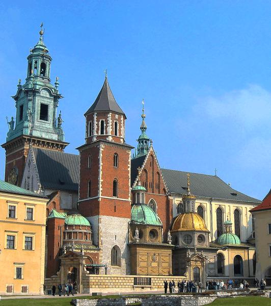 Krakov, katedrala