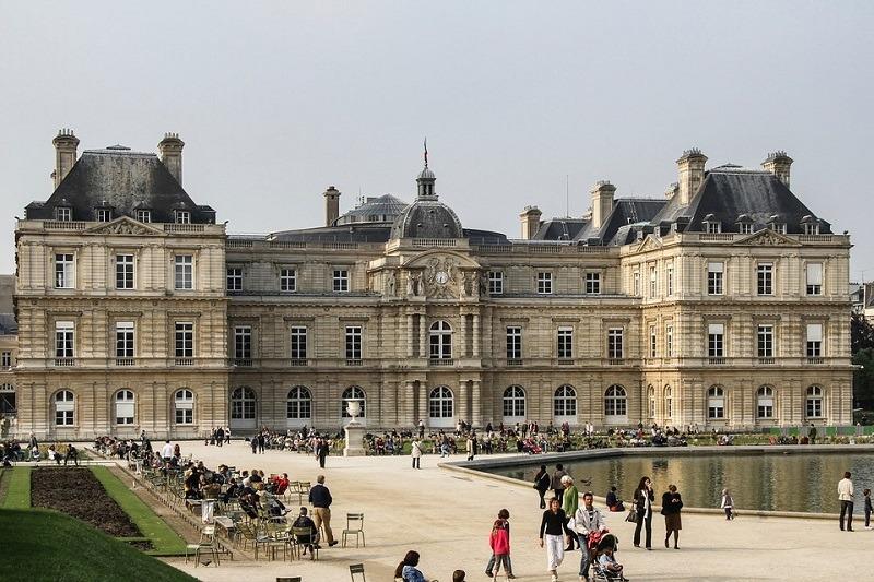 Palata Luksemburg, Pariz