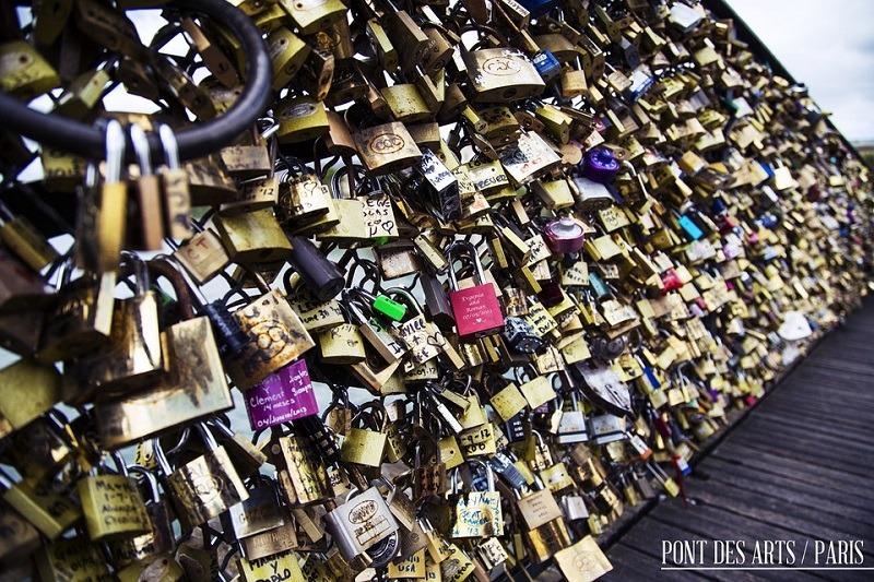 most ljubavi Pariz
