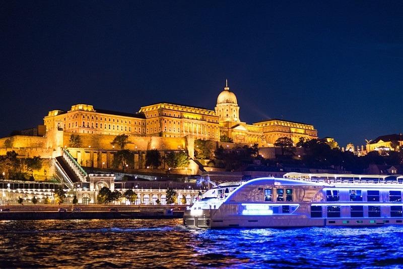 Krstarenje Dunavom, budimpešta
