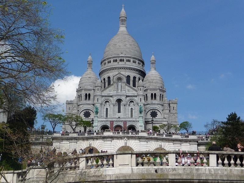 Sekr Ker bazilika, Pariz