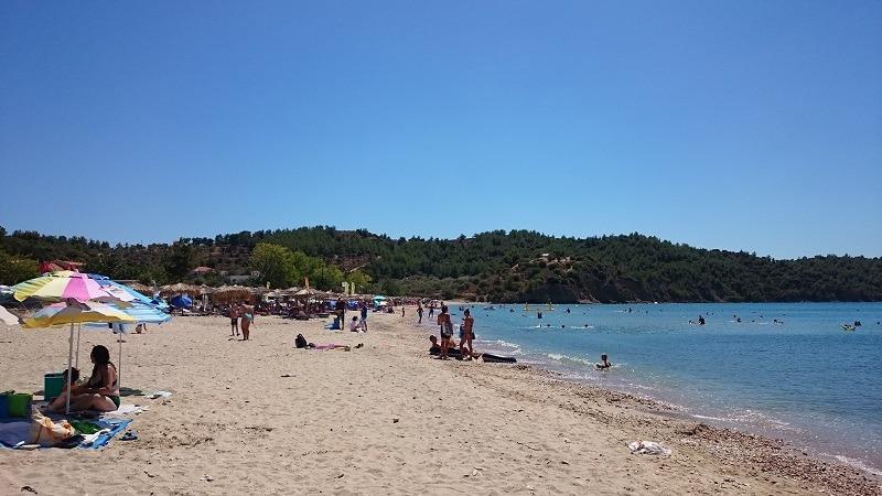 plaža u potosu