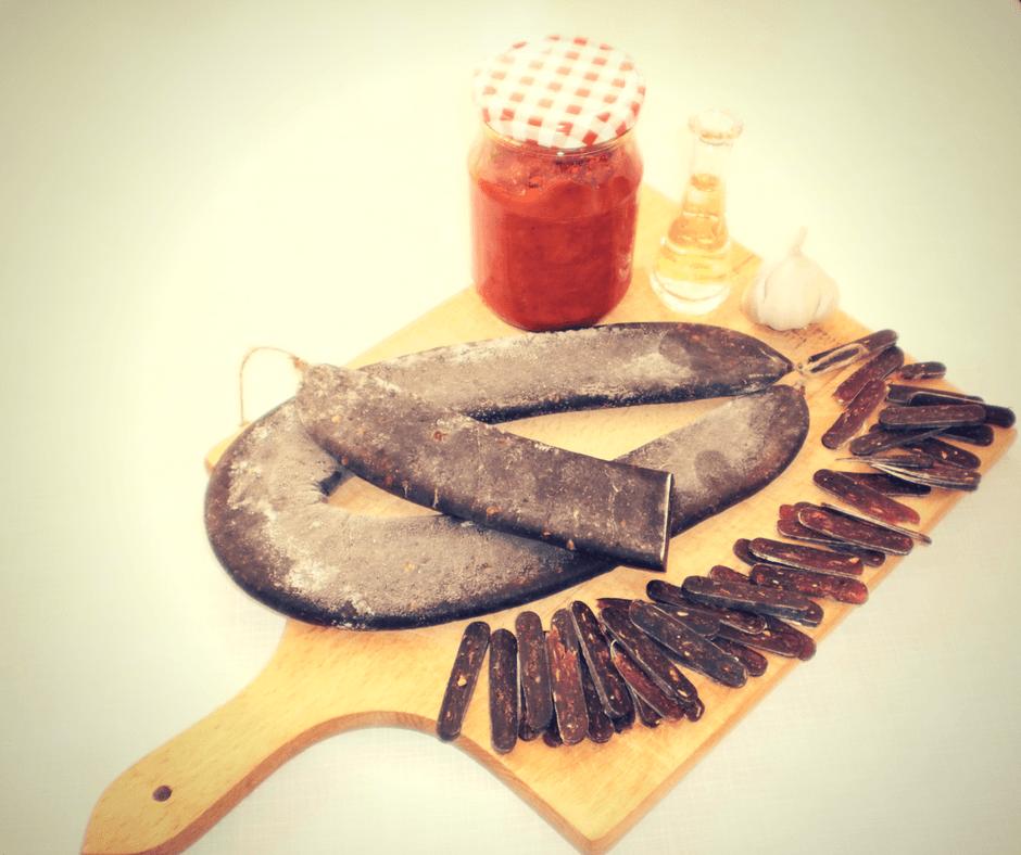 peglana kobasica - pirot