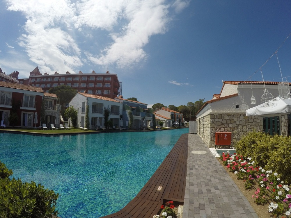 ic santai family resort belek