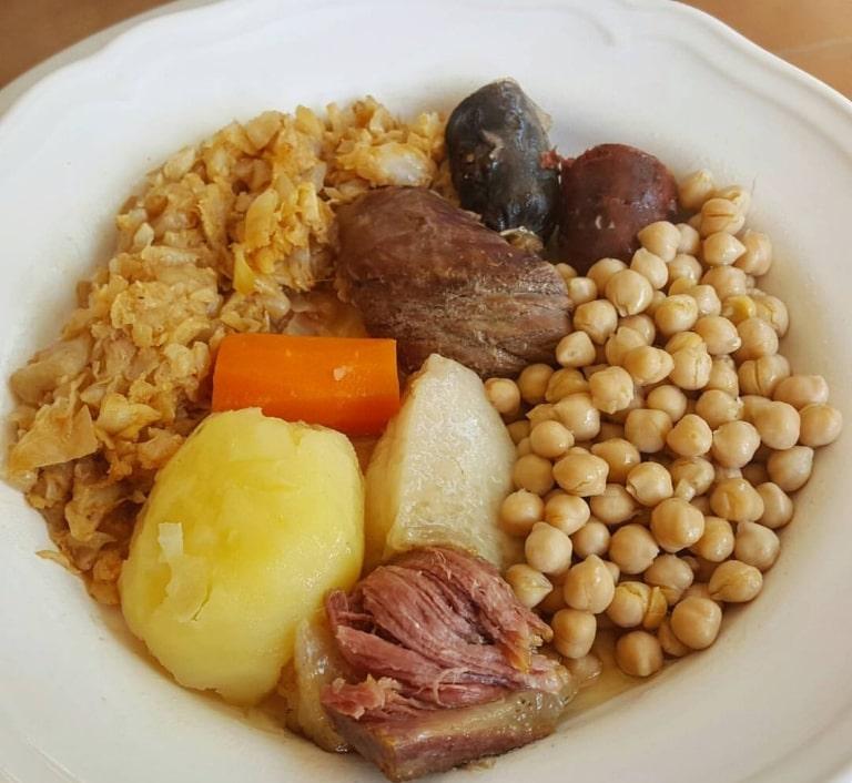 Cocido madrileno omiljeno jelo Madridjana