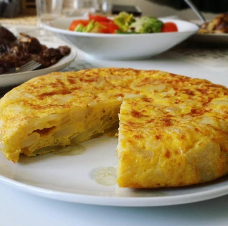Spanska tortilja