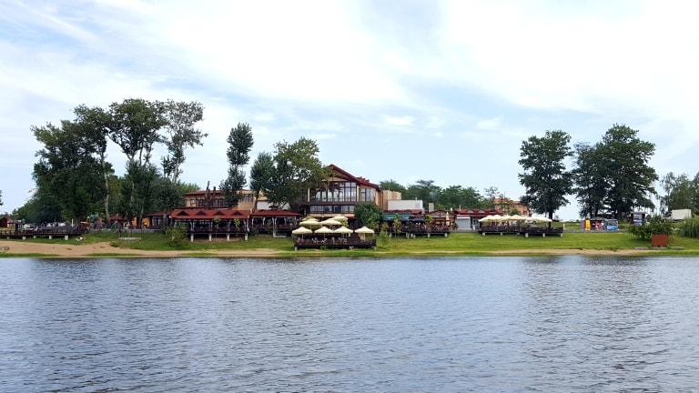 restorani na srebrnom jezeru