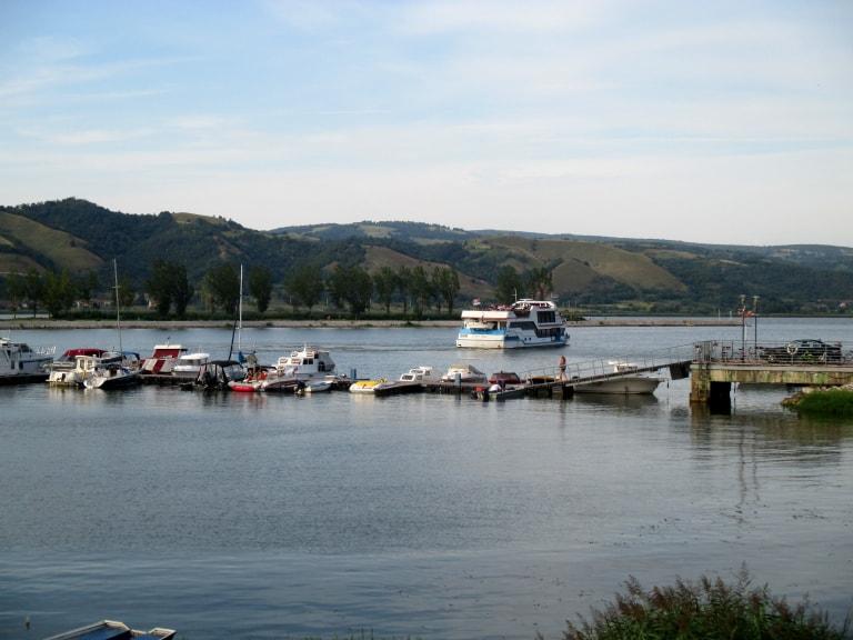 srebrno jezero krstarenje dunavom