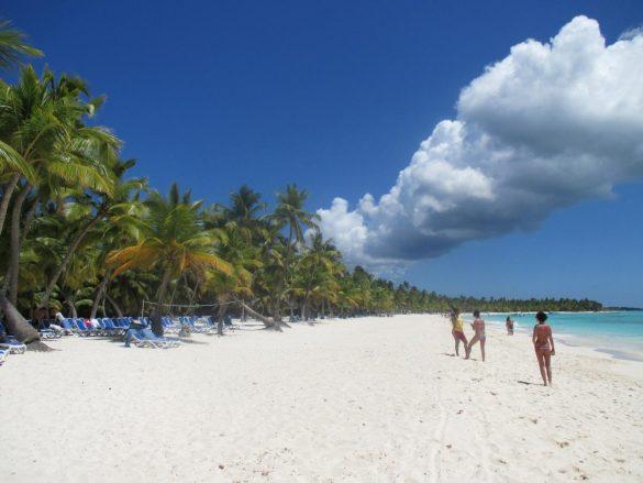 Dominikana Saona Ostrvo