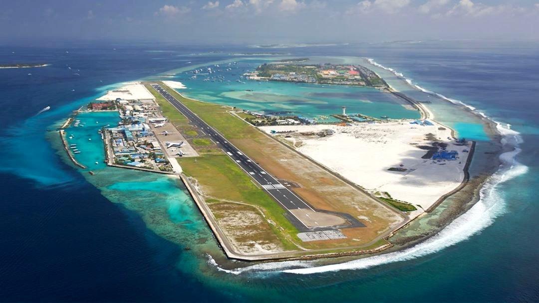 aerodrom maldivi