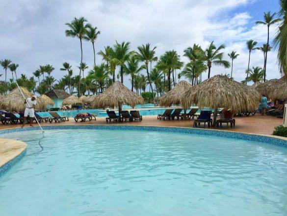 Punta Kana bazen