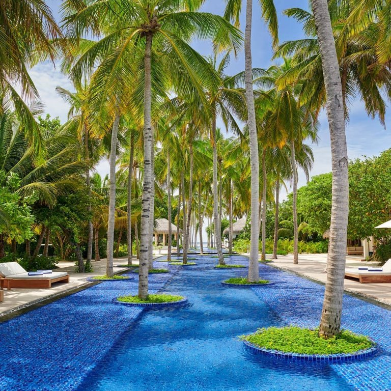 resort maldivi