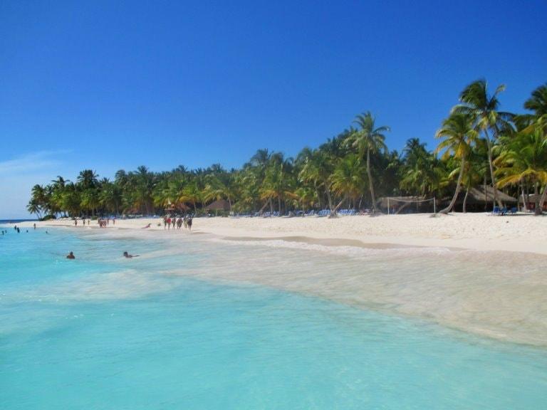 saona island dominikana