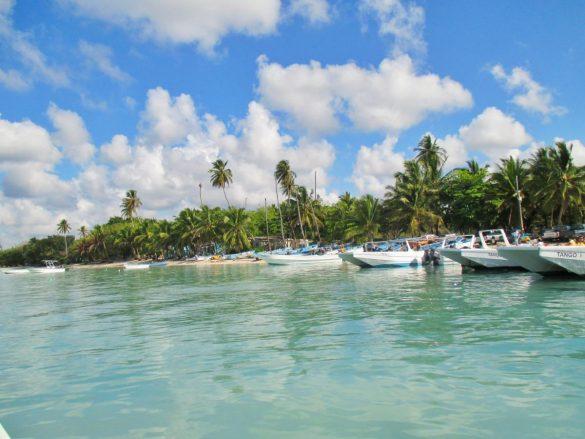 Saona izlet iz Punta Cane
