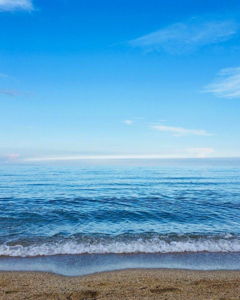 plaža nea vrasna letovanje
