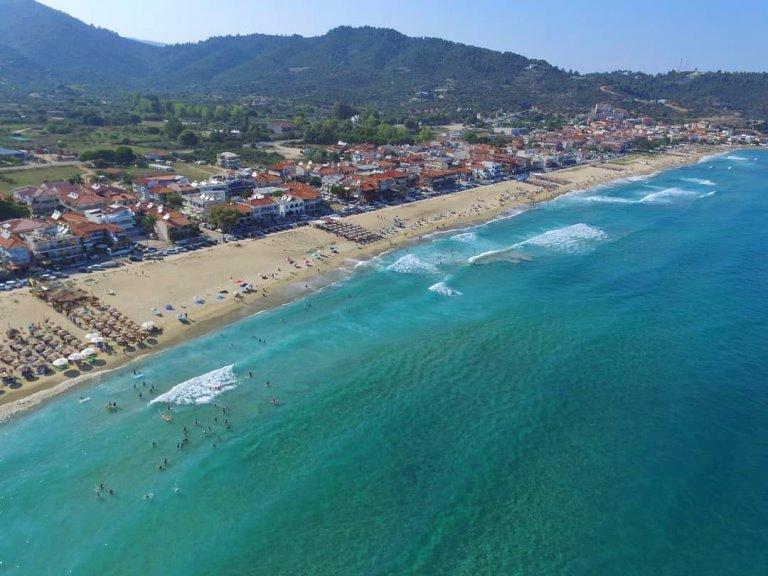 sarti gradska plaža sitonija
