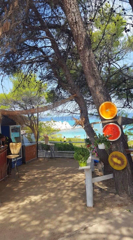 bar orange beach sarti