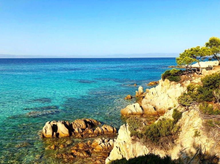 najlepše plaže sitonija