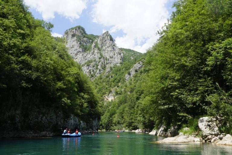 Rafting tarom bosna