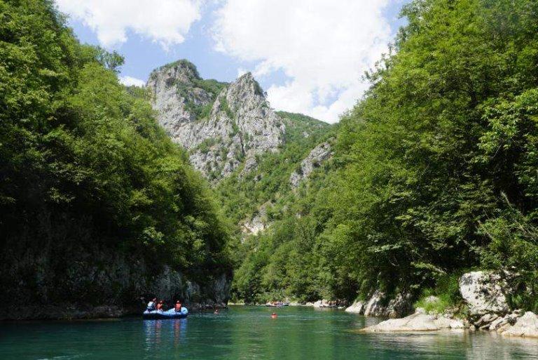 Rafting tarom bosna