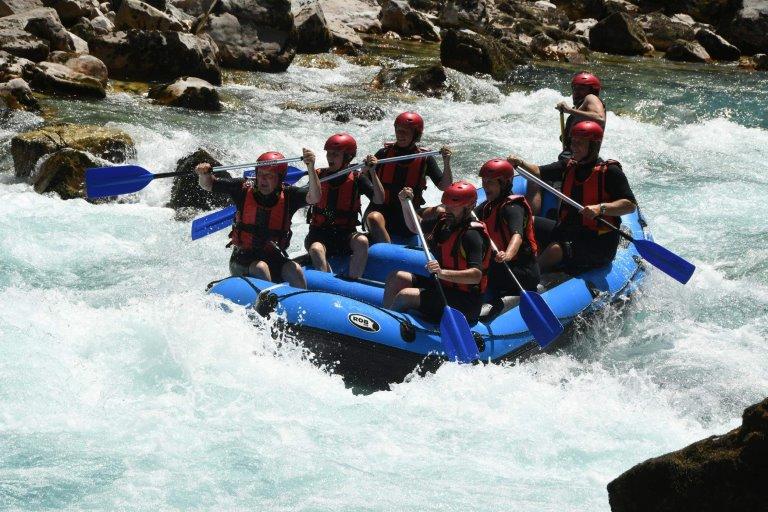 rafting na tari reka