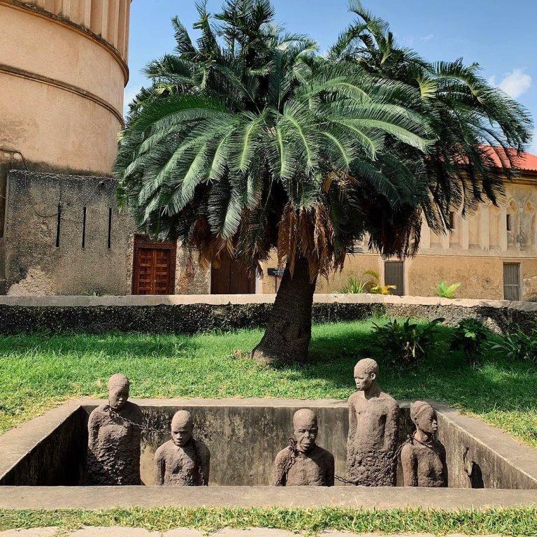 spomenik robovima zanzibar