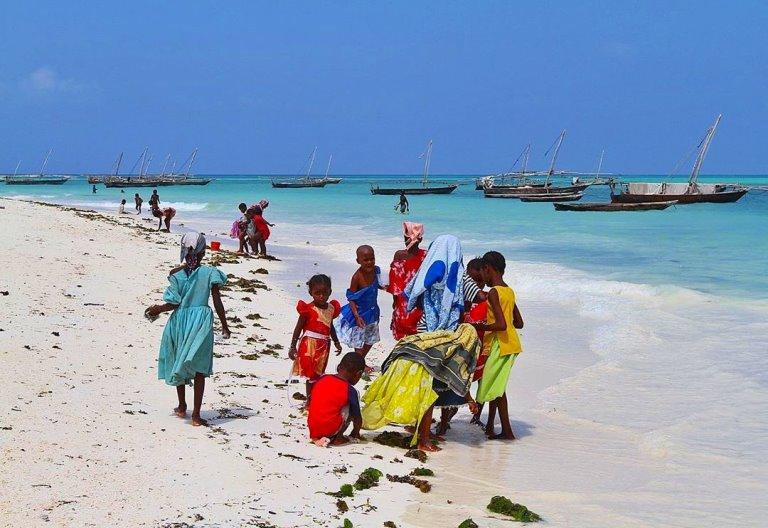najlepše plaže zanzibar