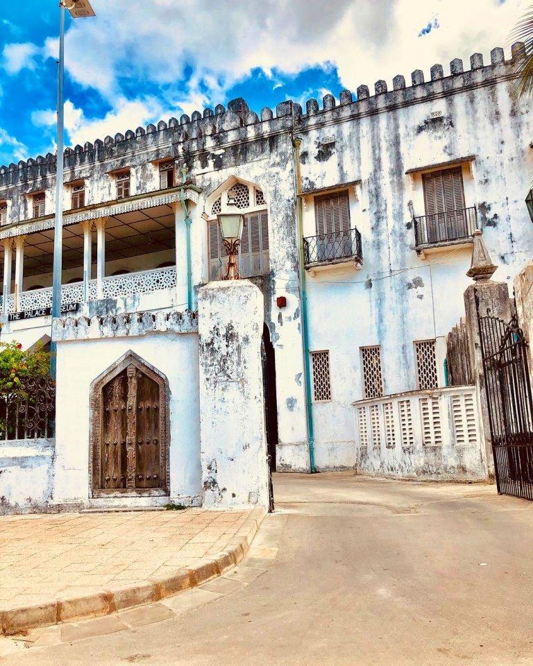 sultanova palata zanzibar