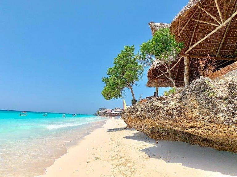 najbolje plaze zanzibar nungwi