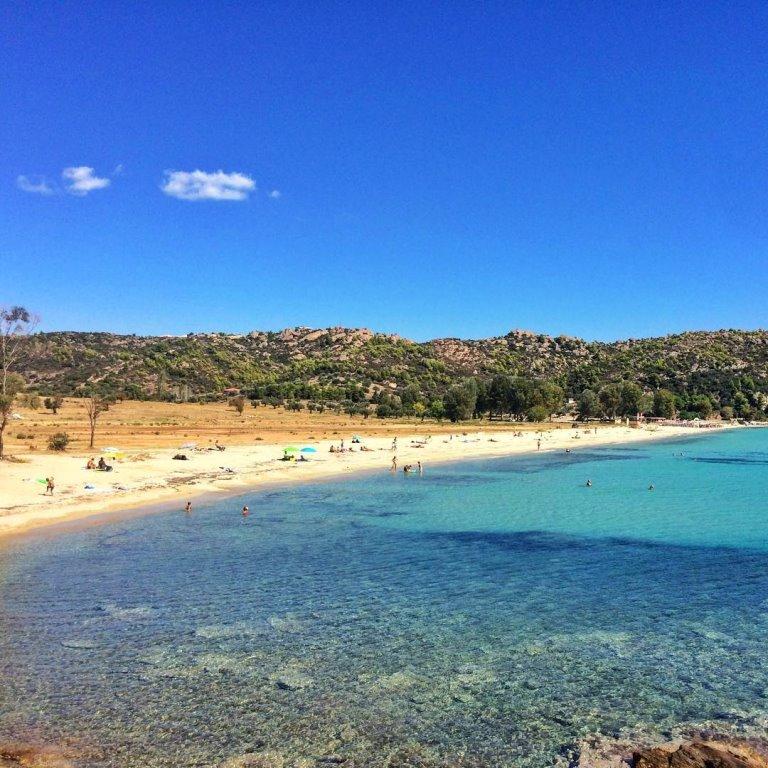 nikiti najlepse plaže